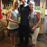 Bob, Courtney, and Lisa