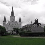 St. Louis Cathedral and Jackson Square ~ French Quarter