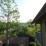 Blue Ridge Village Foto