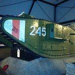 The Ashford - Tank WW1