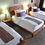 Deluxe Room great for groups of 3