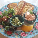 Goatsbridge Trout Pate - Lunch