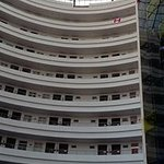 nos alojamos con el plantel del club atletico huracan, excelente hotel