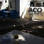 Aço Snack-bar