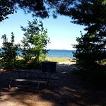 Foto de Munising Tourist Park Campground