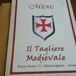 Fotografia de Il Tagliere Medievale