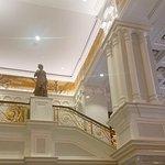 Historic Villard Mansion lobby