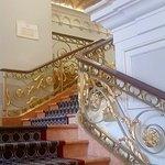 Staircase to Ballroom level