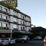 Foto de Canoas Parque Hotel