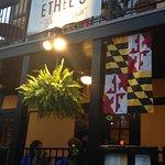 Front of Ethel's Restaurant