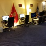 Military Reception Station Room