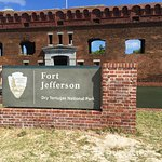 Entry to Fort Jefferson