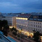 Evening Balcony Views