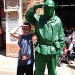 Green Army Man!