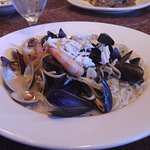 Delicious and plentiful seafood!