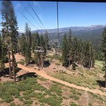 Northstar California is a great place to hike or mountain bike in the summer months.
