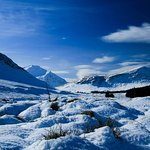 Ben Lui is a 10 minute drive from Glenbruar
