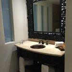 bathroom sink 1 in studio villa room 4313