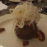 coffee pudding desert
