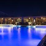 Pool bar Onar at Ostria resort and SPA