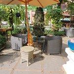 Terrasse des Elephants Foto