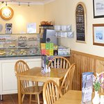 Photo de White Cottage Tea Rooms