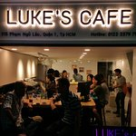 L. cafe - Vietnamese and Italian coffee Foto