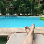 Foto de Hotel Posada Sian Ka'an