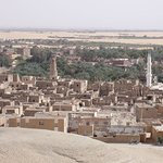 Qasr (view from the terrace)