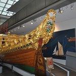 La barca del principe Federico