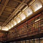 la magnifique bibliothèque