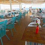 NUI Beach - Restaurante en la playa de Calella