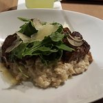 The best dish - Lamb Risotto
