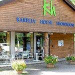 Karelia House Front Entrance