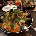 西洋菜餐館照片