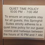 Photo de SpringHill Suites Dallas Arlington North