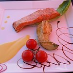 Restaurant of Baltic Hotel Promenaadi Foto