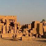 Karnak-Tempel Foto
