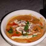 Crab Pepper Bisque - this soup is a must have... so good