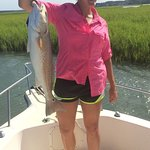 Foto di Catch-1 Charters - Capt. Shannon's Fishing Charters