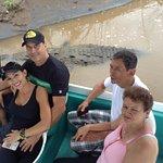 Jose's Crocodile River Tour Foto