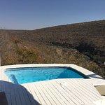 Foto de Clifftop Lodge