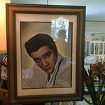 Graceland - portrait of Elvis