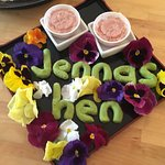 Bespoke message created in wasabi paste.