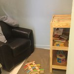 Great little play cafe  to help relieve the stresses of caring for little ones