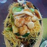 Seafood Chowmein