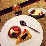 dessert mix