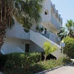 Evi Hotel Rhodes Foto