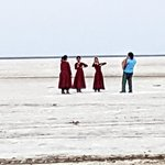 White rann of Kutch - early morning