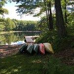 Canoe Bay Foto
